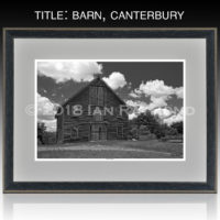 Barn, Canterbury