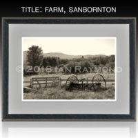 Farm, Sanbornton