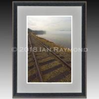 Railroad Tracks, Laconia