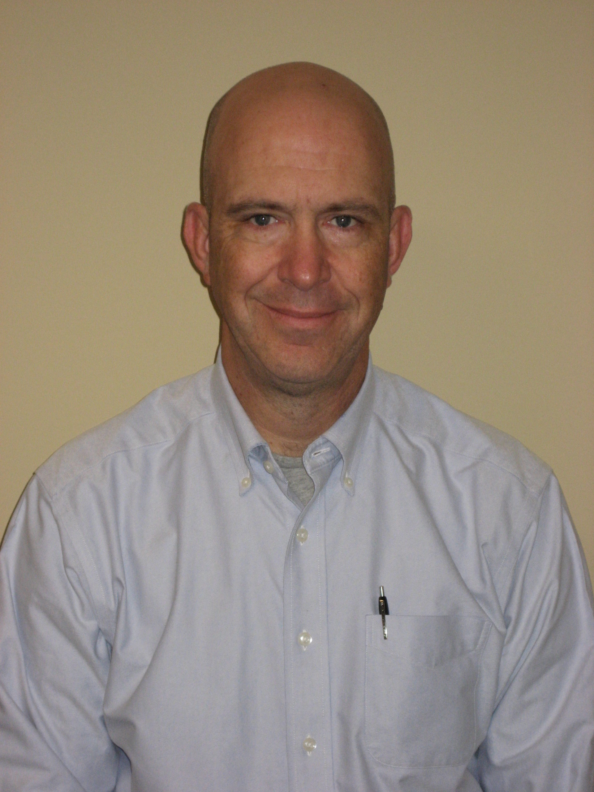 Chris Burns, MS, PMHNP-BC